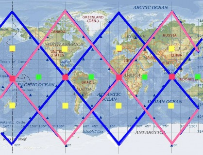 The world of grid systems wake up humanity earth star grid gumiabroncs Images